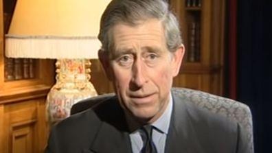 Prince Charles TV tribute to Princess Margaret