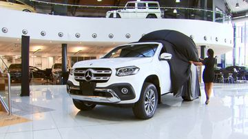 Mercedes unveils new luxury ute