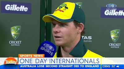 Australia vs England ODI: Steve Smith filthy with Aussies after consecutive losses