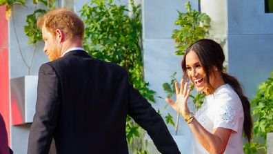 Meghan and Harry Global Citizen