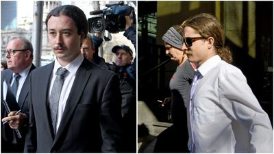 Men jailed for attacking reveller because of his man-bun