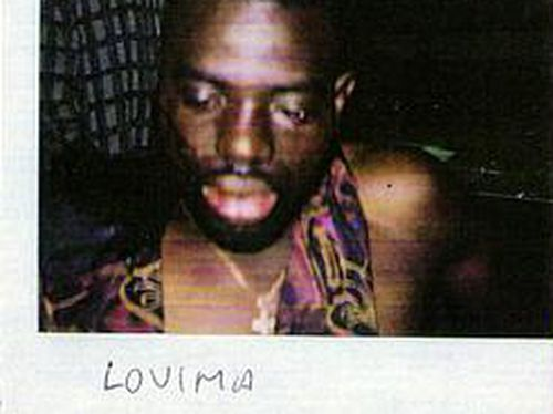 A photograph of Haitian immigrant Abner Louima taken by an officer after he was brutalised by police.