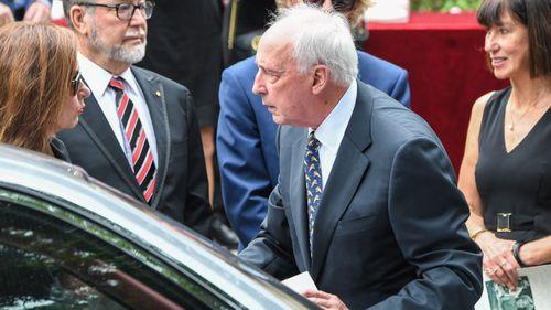 Former Australian prime minister Paul Keating.