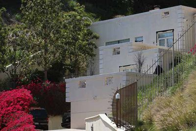 Sharon then puts Brittany's LA home up for sale, asking for $7.25million. A month later she states the property is no longer for sale, claiming she doesn't feel comfortable showing people around when the actress' belongings are still inside. <br/>