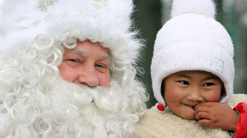 Parents urged to stop lying about Santa