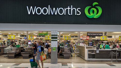 A Woolworths Balmain employee has tested positive to coronavirus (file photo).