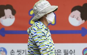 South Korea clamps down again as coronavirus rebounds