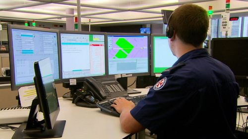 One recommendation of the report into the devastating Tathra bushfires was that a single, integrated service for Triple Zero calls for fires be established. Picture: 9NEWS