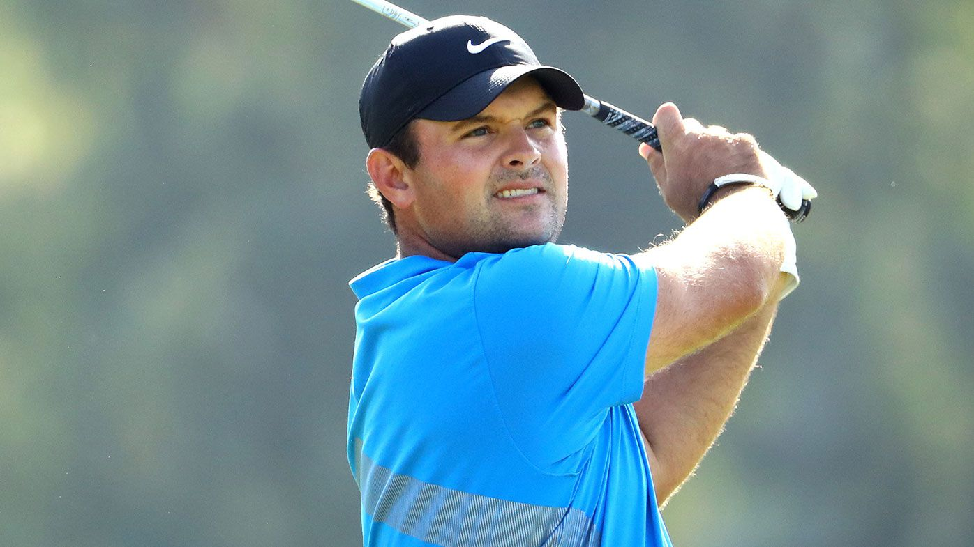 Patrick Reed will be at Royal Melbourne next month for the Presidents Cup.