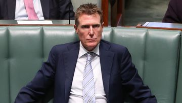 Christian Porter discontinued his defamation case against the ABC last month.