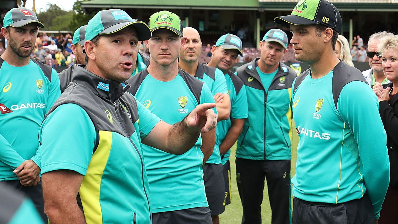 Alex Carey eager to link up with Australian cricket icon Ricky Ponting in IPL