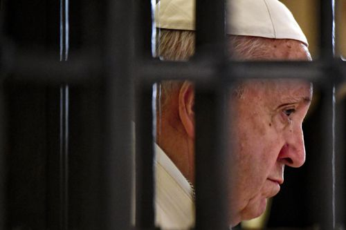 Pope Francis 'understands how much these crimes can shake the faith'. Picture: AP