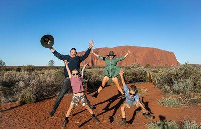 3. Learn about Aboriginal culture at Uluru, NT