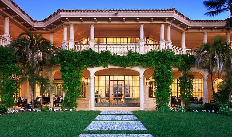 One of China's richest men Xu Jiayin 90 days to surrender his $40 million Point Piper mansion in 2015.