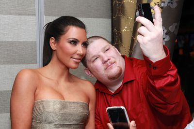 Hanging with the little people: The not-so-glamorous side of being a celebrity!