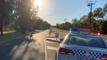 An Adelaide woman is in a critical condition after being found on the side of the road in an apparent hit and run this morning.