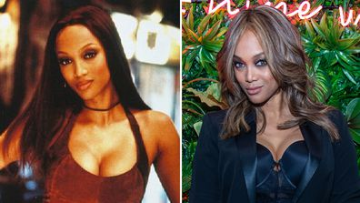 Coyote Ugly, movie, then and now, gallery, Tyra Banks