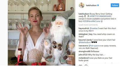 "Kate Hudson's <a href=""https://www.instagram.com/p/BdY66acAp-X/?hl=en&amp;taken-by=katehudson"" target=""_top"" draggable=""false"">champagne berries&nbsp;</a>"