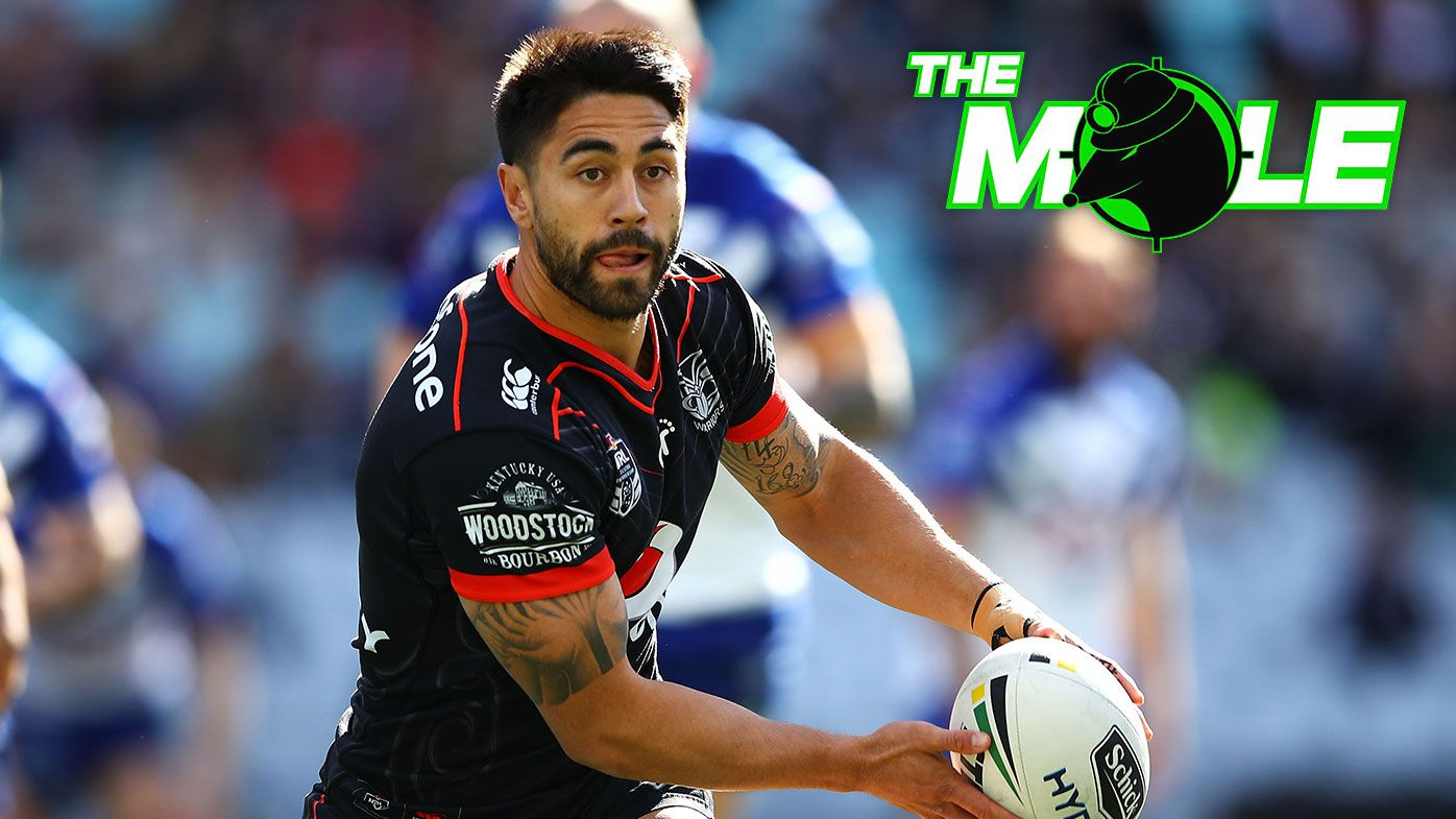 Cronulla Sharks firming as the favourite to sign star halfback Shaun Johnson