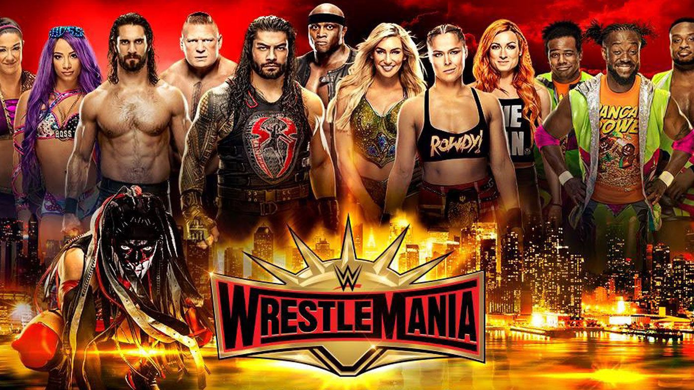 WrestleMania 35 set for historic first with all-women main event