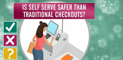 The experts were divided when it came to self-serve checkouts.
