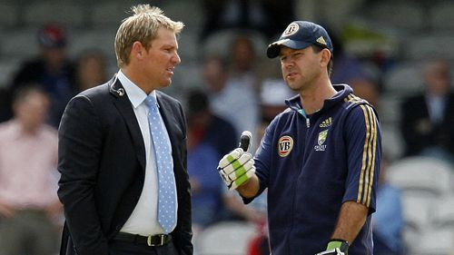 No Sir Warne 'any time soon': Abbott
