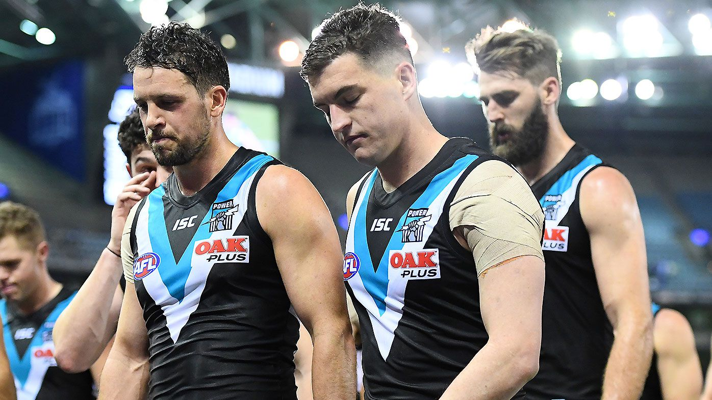 Matthew Lloyd urges Travis Boak and Tom Rockliff to focus on-field after Victorian bias comments