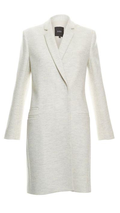 """<a href=""""http://www.saba.com.au/brooklyn-coat-9321143798489.html""""> Brooklyn Coat, $599, Saba </a>"""