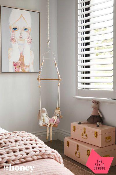 Billie's bedroom