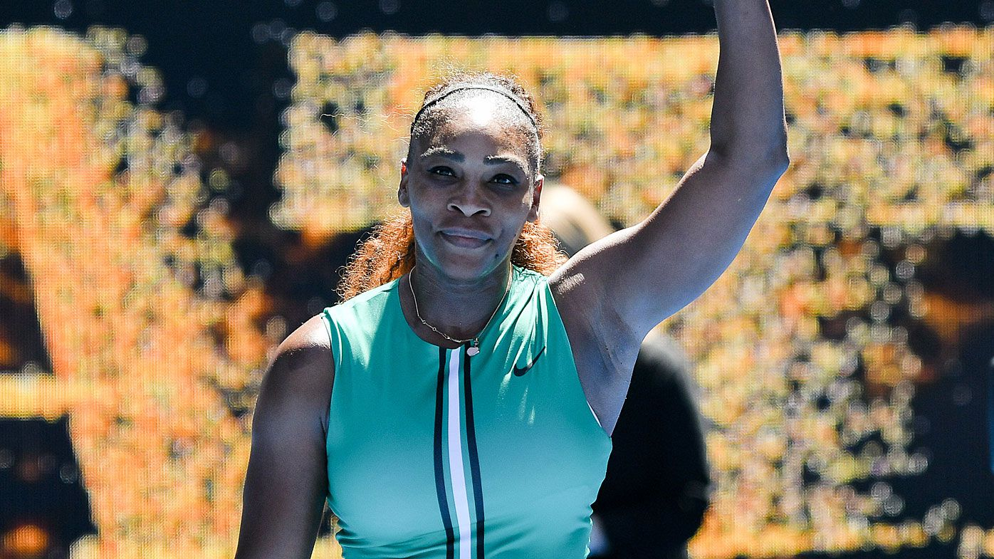 Keys: The things that Halep and Serena Williams do are unbelievable