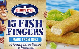 Birds Eye's owners change 'Made in Australia' labelling for 31 frozen fish products