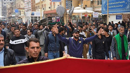 Iraq PM Adil Abdul-Mahdi resigns amid crisis and anti-government protests 2