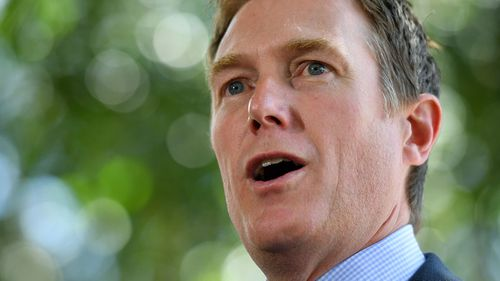 Christian Porter is tipped to take the attorney-general's role. (AAP)