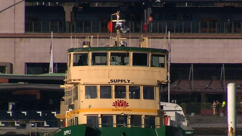 Between 10am and 2pm some ferry services will continue to operate between Circular Quay and Taronga Zoo.