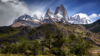 <b>Number 2 - El Chalten, Argentina</b>