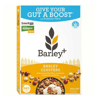 Barley+ Barley Clusters