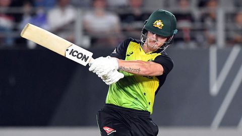 Oz down New Zealand in T20 final, take number one ranking