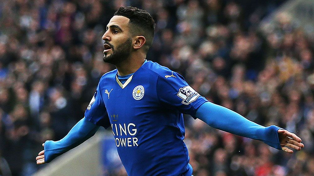 Leicester close on EPL title with 4-0 win