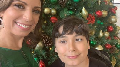 Jo Abi and Philip Christmas