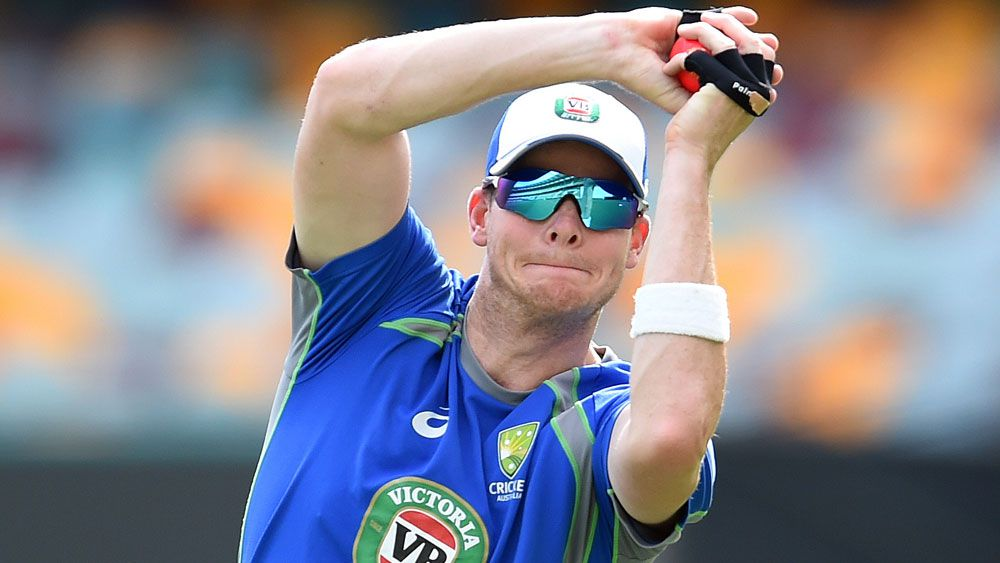 Smith happy to turn up heat on India