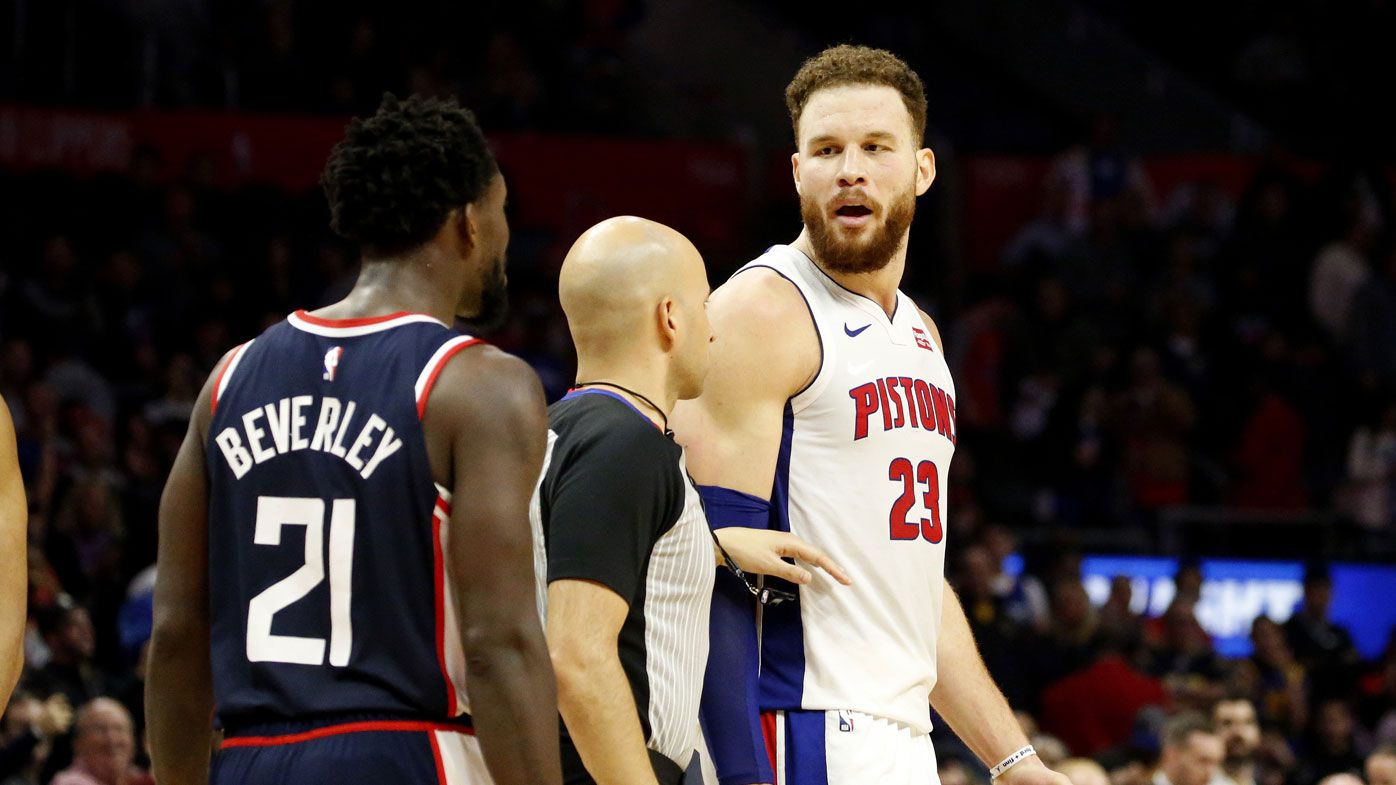 Blake Griffin snubs former boss Steve Ballmer in victory over Clippers