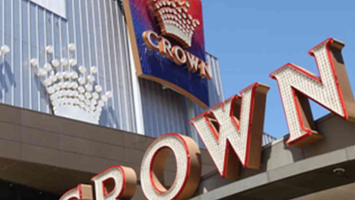 Crown shares fall as video evidence lifts lid on casino scams