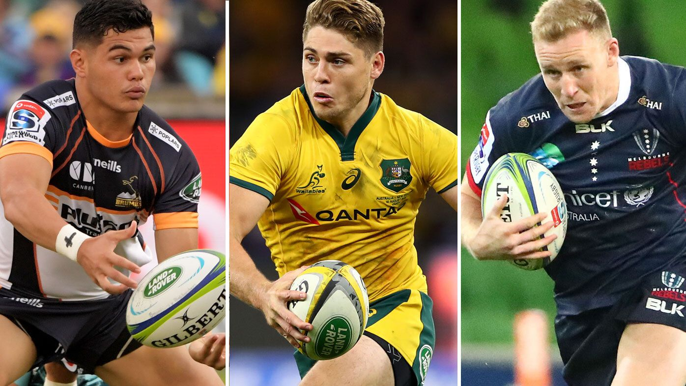 EXCLUSIVE: Andrew Mehrtens and Dave Rennie run the rule over Australia's playmaking options