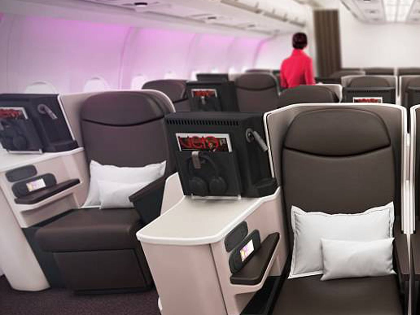 Virgin Atlantic love suite cropped