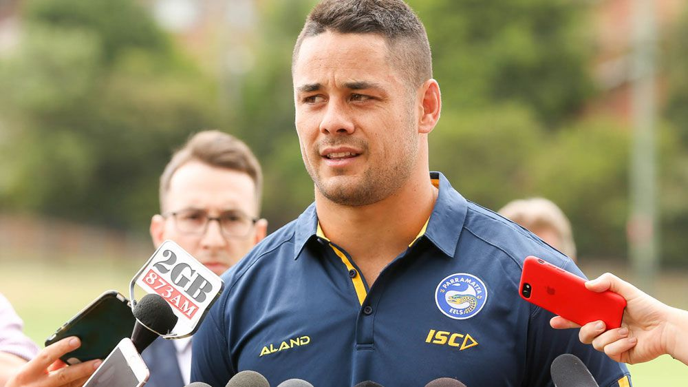 NRL news: Jarryd Hayne reveals which position he wants to play in 2018