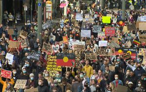 Thousands to attend Black Lives Matter rally in Adelaide