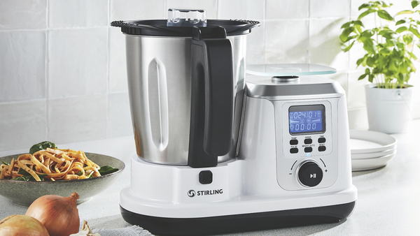 Aldi's $299 Stirling Thermo Cooker (Thermomix dupe)