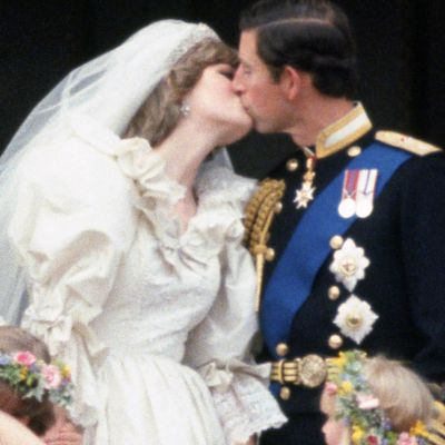 Prince Charles wedding to Princess Diana