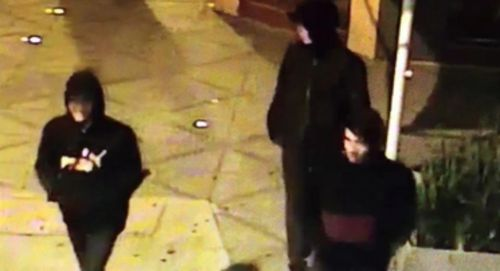 Three men wanted for questioning after Melbourne tram passenger attacked