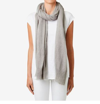 "<a href=""https://www.seedheritage.com/p/simple-wrap-scarf/6092105-56-OS-se.html#sz=24&amp;start=73"" target=""_blank"">Seed Simple Wrap Scarf in Grey, $39.95</a>"
